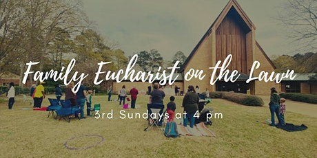 Family Eucharist on the Lawn tickets