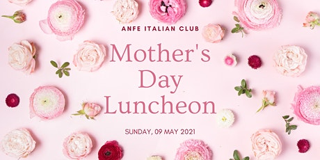 CELEBRATE MOTHER'S DAY - ITALIAN STYLE tickets