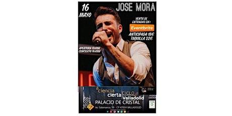 José Mora entradas