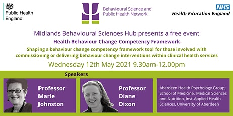 Health Behaviour Change Competency Framework: a tool for clinical services tickets