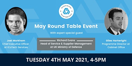 May Round Table Event tickets