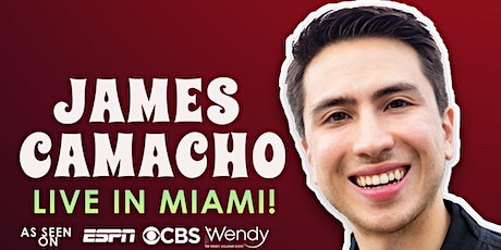 Stand-Up Comedy Show with James Camacho tickets