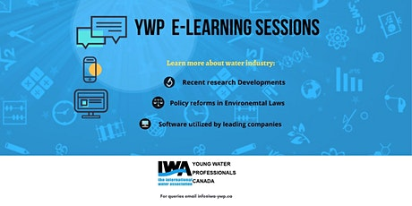 IWA YWP Canada E-learning sessions tickets