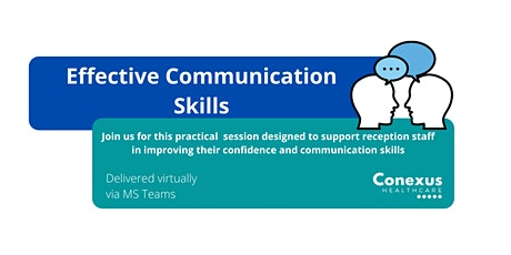 Effective Communication Skills for receptionists tickets