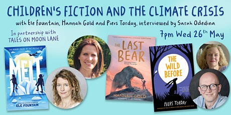 Children's Fiction and the Climate Crisis tickets