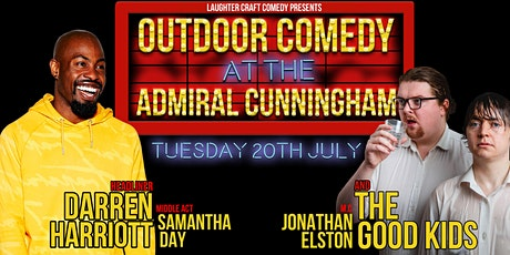 Outdoor Comedy at the AC July tickets