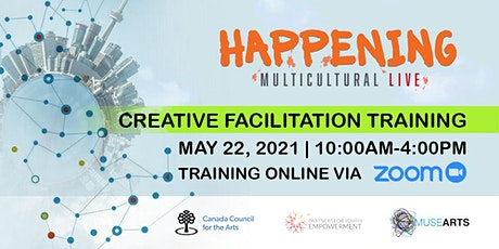 Creative Facilitation Training: One Day Intensive tickets