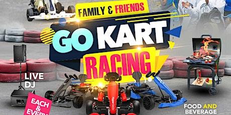 Family & Friends Go Kart Racing tickets