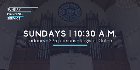 Proclamation Sunday Morning Service - April 18 tickets