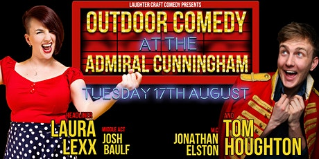Outdoor Comedy at the AC August tickets