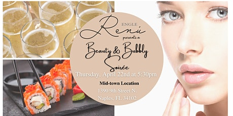 Engle Renú's Beauty & Bubbly Soirée tickets
