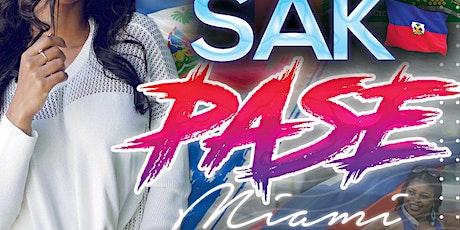 Sak Pase Miami Haitian Flag Edition tickets