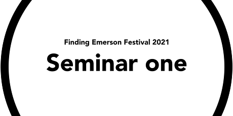 Seminar one tickets