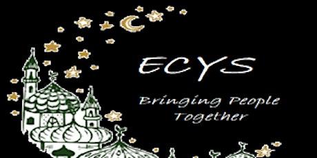 ECYS Ishaa & Tarawih Prayers 10:15pm | Sunday 18 April Doors Open 10:00pm tickets