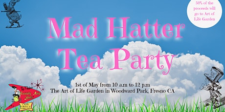 Mad Hatter High Tea Party tickets