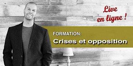 Formation: crises et opposition chez les enfants billets