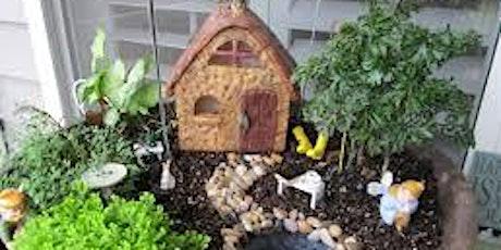 Mentor & Me Fairy/Gnome Garden Workshop tickets