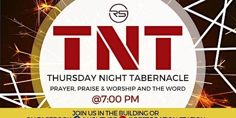 TNT - 04/15/2021 tickets