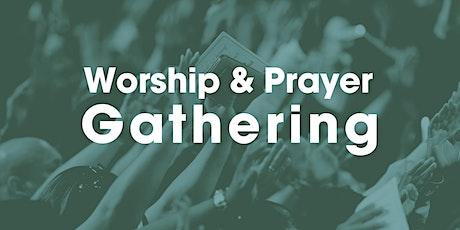 April 16, 2021 | 7:00p | Worship & Prayer Gathering tickets