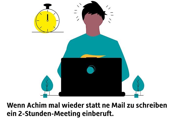 Online, aber besser! Team-Meetings endlich sinnvoll & effektiv gestalten: Bild