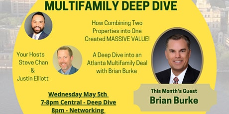 May Multifamily Deep Dive - Brian Burke tickets