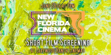 New Florida Cinema - Short Film Screening tickets