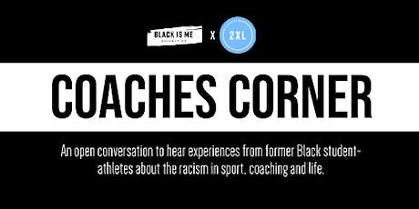 Coaches Corner Panel - Golden Hawk Edition tickets