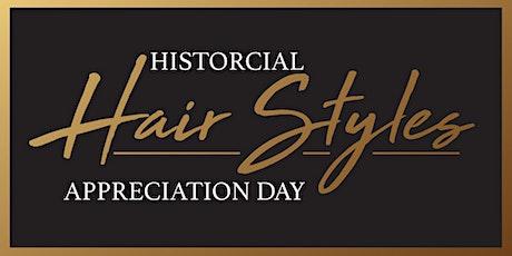 Biz Hub & Every. Black Presents Historical Hair Styles Appreciation Day! tickets