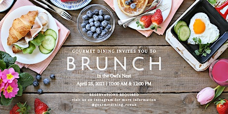 BRUNCH  in the Owl's Nest - 12:00 PM Reservations tickets