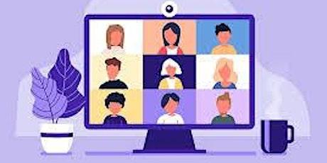 Focus group - ensuring hybrid meetings work well tickets