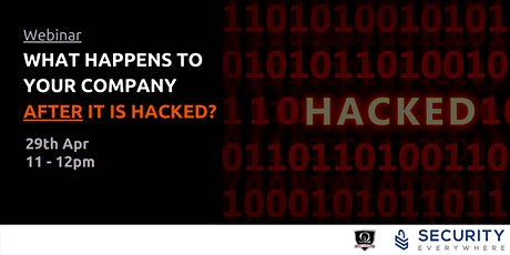 What happens to your company after it is hacked? tickets
