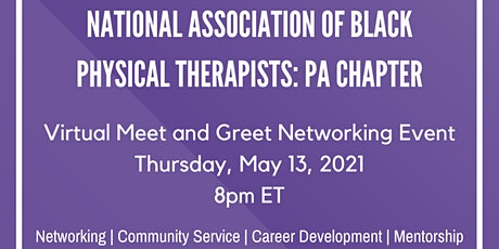 NABPT Pennsylvania: Virtual Meet and Greet Networking Event tickets