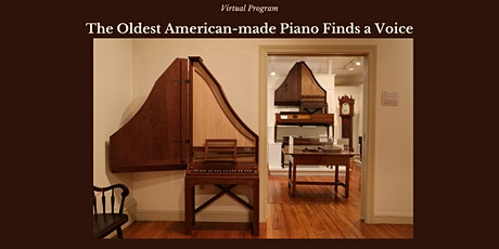 The Oldest American-Made Piano Finds a Voice tickets