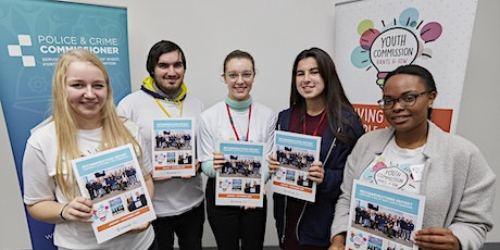 HIOW Youth Commission Recommendations Conference 2021 tickets