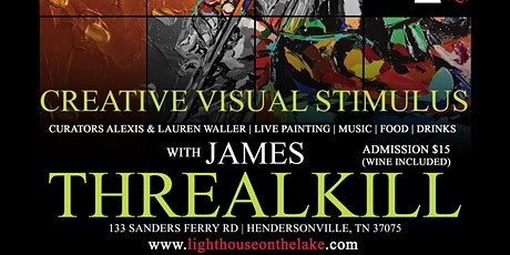 Creative Visual Stimulus with James Threalkill tickets