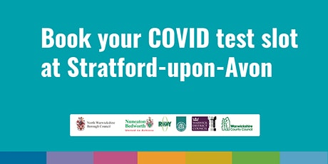 Stratford COVID Community Testing Site – 25th April tickets