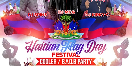 HAITIAN FLAG DAY FESTIVAL 2021 tickets