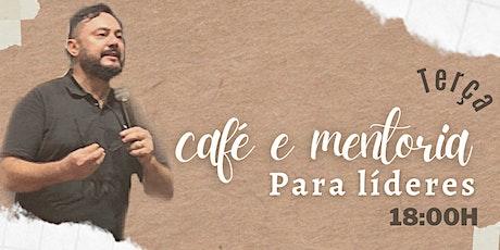 Café com líderes ingressos