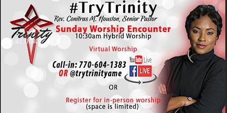 The Return (Hybrid Worship) tickets
