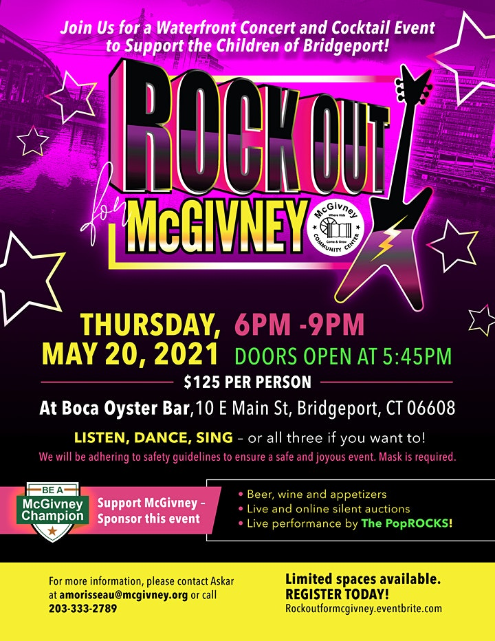 Rock Out For McGivney image