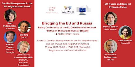 Bridging the EU and Russia: BEAR Network Policy Conference (Event 2) tickets