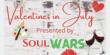 Valentines In July Paint and Sip tickets
