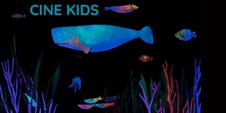 Ciclo Cine Kids.  Creatividad e imaginación entradas