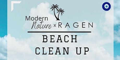 Monat x Ragen South Beach Clean Up tickets