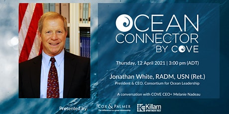 Ocean Connector with Jonathan White, Consortium for Ocean Leadership (COL) tickets