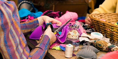 Creative Fashion Upcycling Workshop tickets