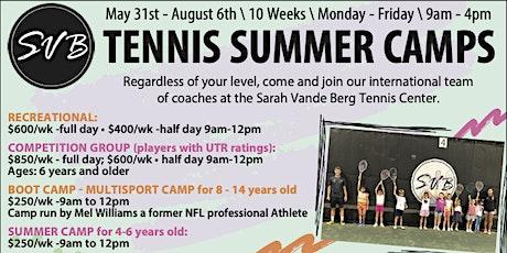 SVB Summer Camp tickets