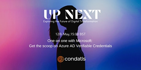 One on one with Microsoft: get the scoop on Azure AD Verifiable Credentials tickets