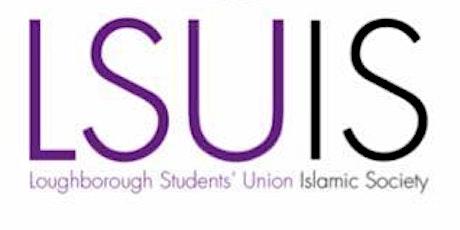 Loughborough University Iftar and Taraweeh Booking tickets