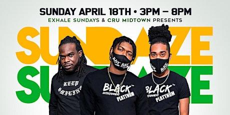 SUNDAZE | International Vibes @CRU Midtown tickets